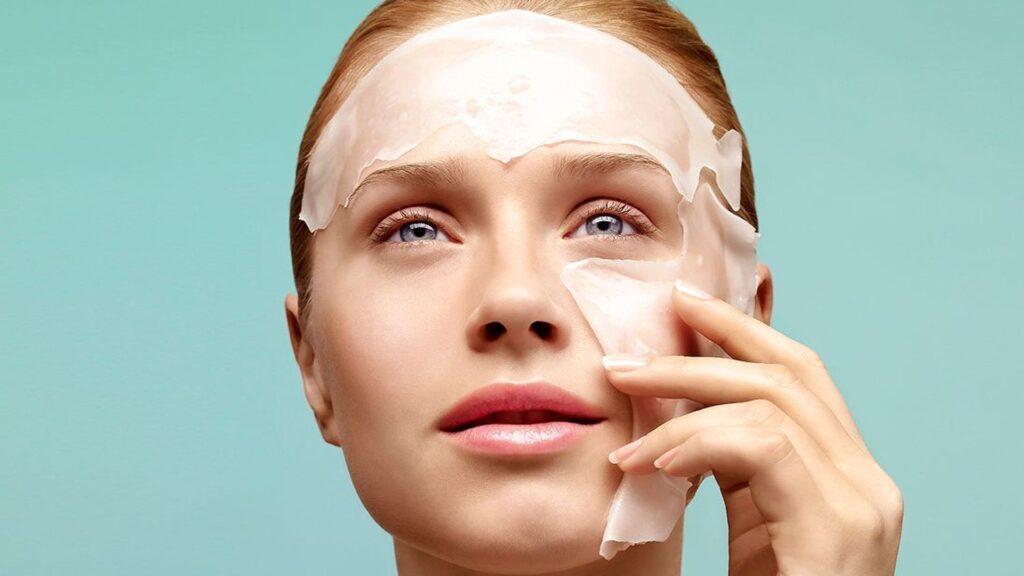 peeling visage Turquie